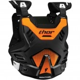 THOR Sentinel GP Junior Black / Orange