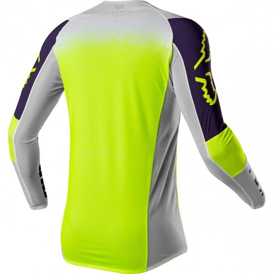 FOX Flexair 2020 Honr LE Purple / Yellow Anaheim Jersey
