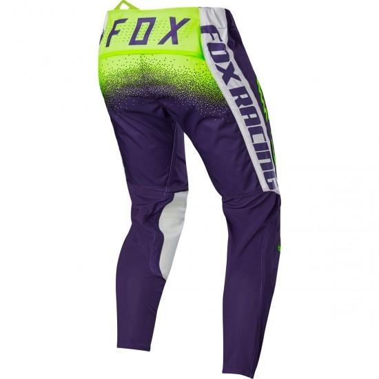 Pantalon FOX Flexair 2020 Honr LE Purple / Yellow Anaheim