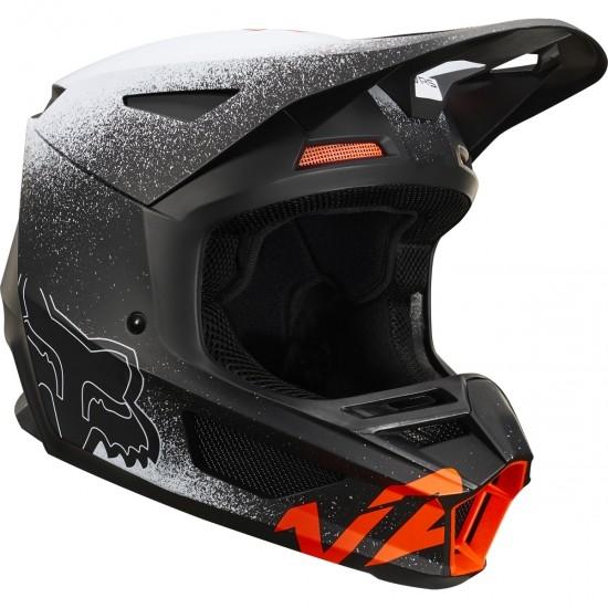 Helm FOX V2 2020 BNKZ SE Black