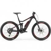 MERIDA TEST e-One Twenty 800 2019 Black / Red