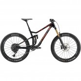 MERIDA TEST One Sixty Metalrida 2019 Black / Red