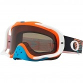 OAKLEY Crowbar MX Circuit Orange / Blue Dark Grey