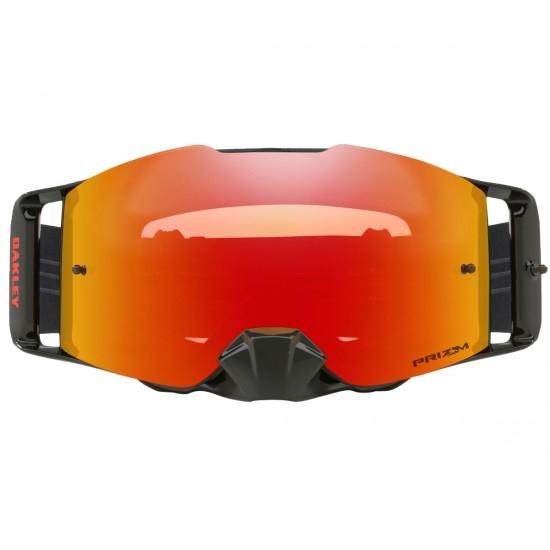 Gafas OAKLEY Front Line Factory Pilot Blackout Prizm MX Torch Iridium
