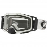 OAKLEY Front Line Matte White Speed Clear