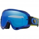 OAKLEY MX O-Frame Circuit Yellow / Blue Black Ice Iridium