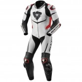 REVIT Scorpio Professional White / Red