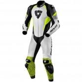 Triton Professional White / Neon Yellow