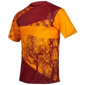 SingleTrack Dots T Limited Edition Tangerine