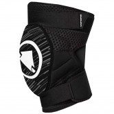 SingleTrack II Knee Guards White