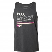 FOX Analog Tech Tank Heather Black