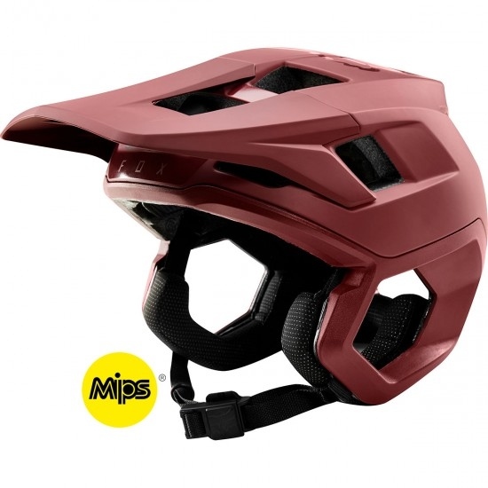 Casque FOX Dropframe Pro Mips Chili