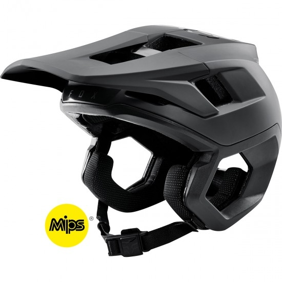 Casque FOX Dropframe Pro Mips Black