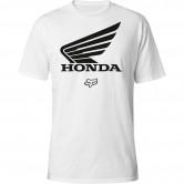 FOX Honda SS White