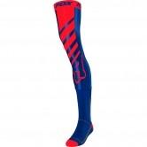 Mach One Knee Brace Blue / Red