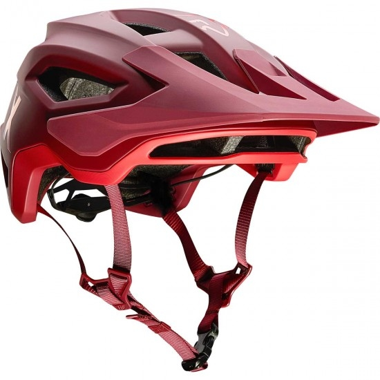 Casque FOX Speedframe Wurd Chili