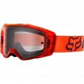Vue Mach One Fluorescent Orange / Clear