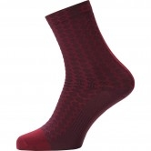 GORE C3 Heptagon Mid Chestnut Red