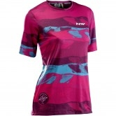 NORTHWAVE XTrail Lady Beetroot / Green