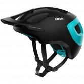 POC Axion Spin Uranium Black / Kalkopyrit Blue Matt