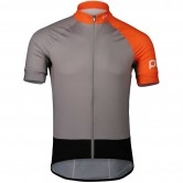 POC Essential Road Granite Grey / Zinc Orange