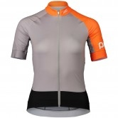 POC Essential Road Lady Granite Grey / Zink Orange