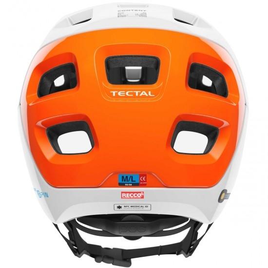 Tectal Race Spin NFC Hydrogen White / Fluorescent Orange AVIP