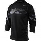TROY LEE DESIGNS Ruckus 3/4 Factory Camo Gray / Black