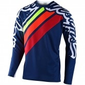 TROY LEE DESIGNS Sprint Seca 2.0 Navy / Red