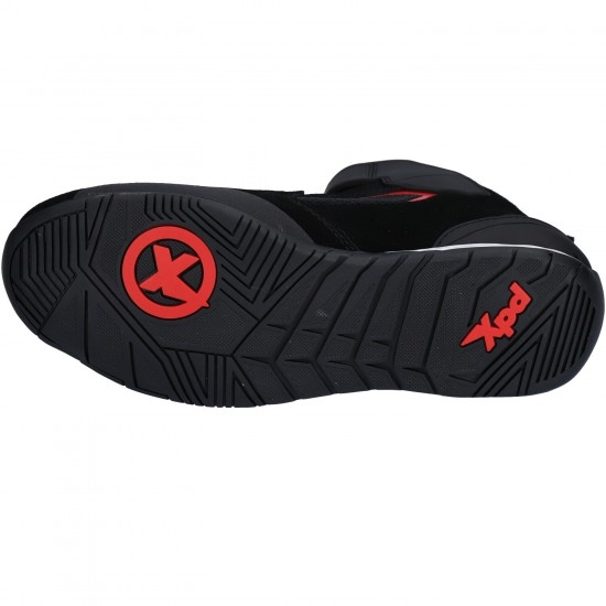 Stiefel XPD X-Treme Lady Black / Red