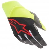 Dune Black / Yellow Fluo / Bright Red