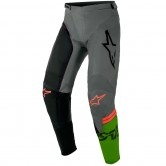 Racer Compass Black / Dark Gray / Green Fluo
