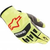 Techstar Yellow Fluo / Black / Bright Red