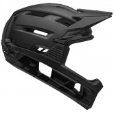 BELL Super Air R Mips Matte - Gloss Black