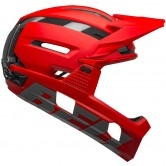 BELL Super Air R Mips Matte - Gloss Red / Grey