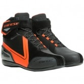 DAINESE Energyca D-WP Black / Fluo-Red
