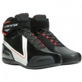 DAINESE Energyca D-WP Black / White / Lava-Red