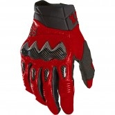 Bomber Flame Red