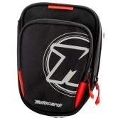 Leg Bag Black / Red