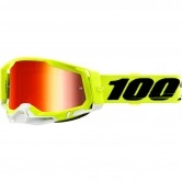 Racecraft 2 Fluo Yellow Mirror Red
