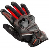 Astrid Vented Black / Red