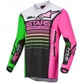 Racer Compass Black / Green Neon / Fluorescent Pink