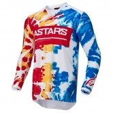 Racer Squad White / Red / Yellow / Black / Turquoise