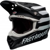 Moto-9 MIPS Fasthouse Signia Matte Black / White