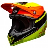 Moto-9 MIPS Prophecy Yellow / Orange / Black