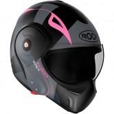 Boxxer Viper Matt Black / Pink