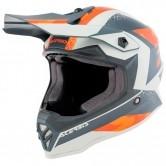 Steel Junior Orange / Grey
