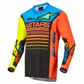 Racer Compass Kids Black / Fluorescent Yellow / Coral