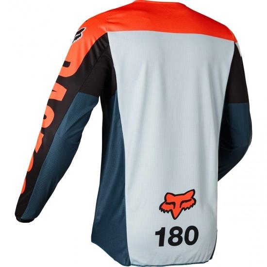 180 Trice Grey / Orange