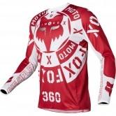 360 Nobyl Red / White